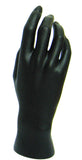 MN-HandsF-LTP Female Mannequin Hands (LESS THAN PERFECT, FINAL SALE) Black Right - DisplayImporter.com - 3
