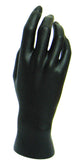 MN-HandsF Female Mannequin Hands Black Right - DisplayImporter.com - 4