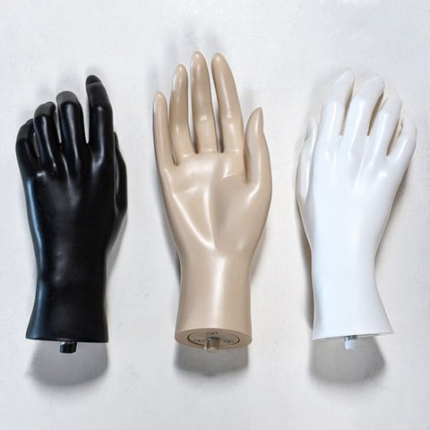 MN-HandsF Female Replacement Mannequin Hands