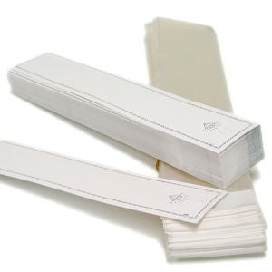 PG-056 White Diamond Necklace Jewelry Cards with Bags - Pack of 100 - DisplayImporter