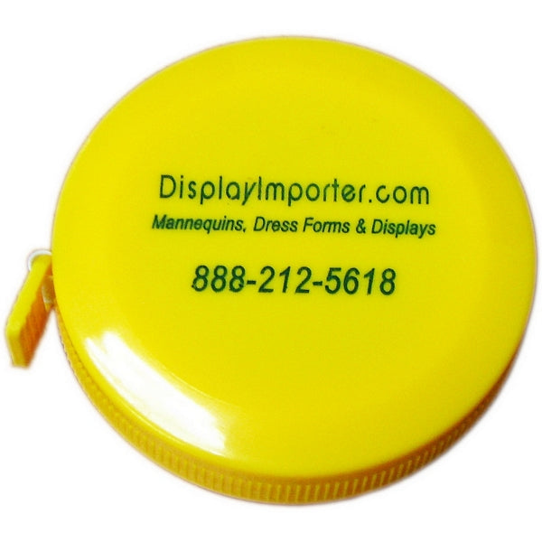 "TL-010 60"" (150cm) Retractable Round Tape Measure - DisplayImporter"