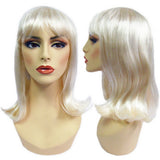 WG-046 Soft Look Blonde Alley Wig - DisplayImporter