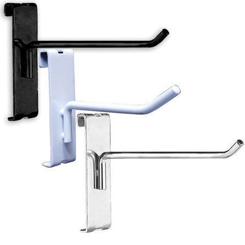 "AF-027-8 Gridwall Hook 8"" - DisplayImporter"