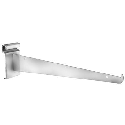"AF-051 12"" Shelf Gridwall Knife Bracket - DisplayImporter"