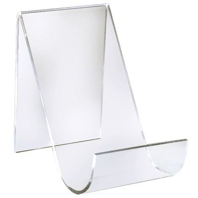 AF-089 Short Acrylic Purse/Bag Easel - DisplayImporter