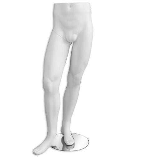 AF-110 Male Pants Display Mannequin Form - DisplayImporter
