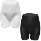 AF-233 Female Underwear Buttocks Hip Mid-Torso Mannequin Form - DisplayImporter