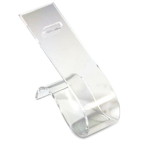 AF-C1039 Single Lucite Shoe Display - DisplayImporter