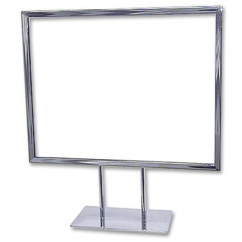 "AF-CMCP114 Counter Card Frame 11"" H x 14"" W - DisplayImporter"