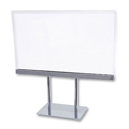 "AF-CPK711 Lucite Counter Card Frame 7"" H x 11"" - DisplayImporter"