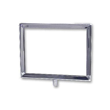 "AF-MC57 Mitered Corner Card Frame 5.5"" H x 7"" W - DisplayImporter"
