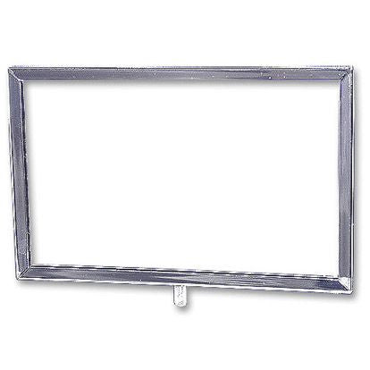"AF-MC711 Mitered Corner Card Frame 7"" H x 11"" W - DisplayImporter"
