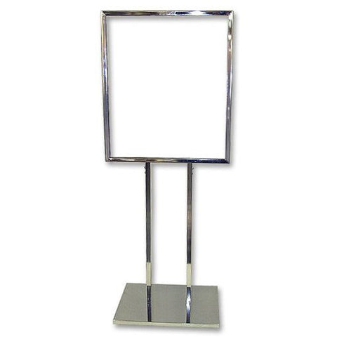 "AF-RBH29 Heavy Weight Bulletin Sign Holder 28"" - DisplayImporter"