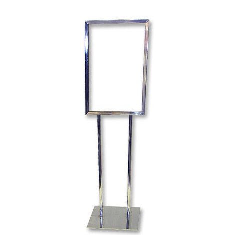 "AF-RBSH1 Economy Weight Bulletin Sign Holder 22"" - DisplayImporter"