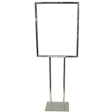 "AF-RBSH2 Economy Weight Bulletin Sign Holder 28"" - DisplayImporter"