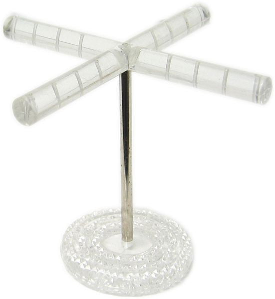DS-113 Hang-down Cross Bar Earring Display Stand - DisplayImporter