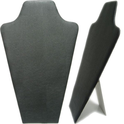 DS-148 Large Leatherette/Velvet Necklaces Display Stand  - DisplayImporter.com