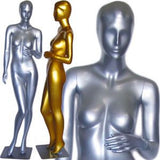 MN-027 Female Abstract Head Full Body Mannequin - DisplayImporter