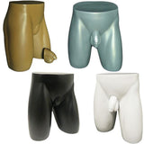 MN-231 Male Buttocks Hip Mannequin with Anatomical Interchangeable Part - DisplayImporter