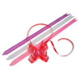 PG-028 Small Iridescent Graduated 3 Wings Butterfly Pull Ribbon - Pack of 10  - DisplayImporter.com