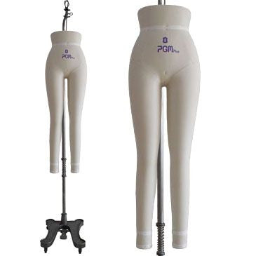 PMP-609 Industry Pro Pinnable Ladies Pants Form  - DisplayImporter.com