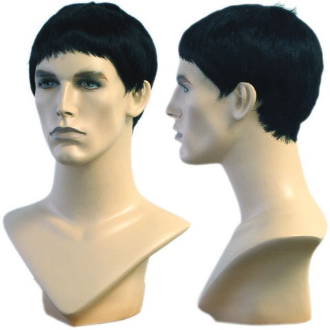 WG-014 Caesar Cut Anthony Male Wig - DisplayImporter