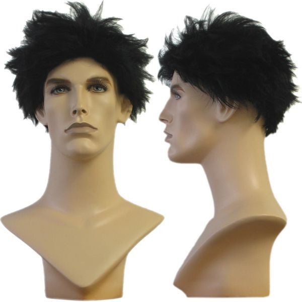 WG-015 Spiky Style Jonathan Male Wig - DisplayImporter