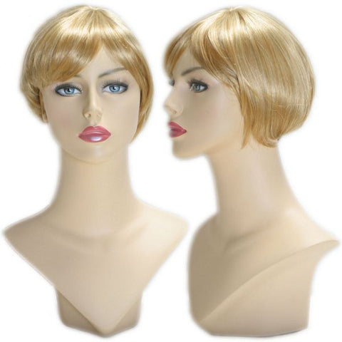 WG-035 Blonde Angel Female Wig - DisplayImporter