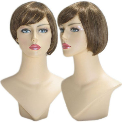 WG-040 Brunette Awa Female Wig - DisplayImporter