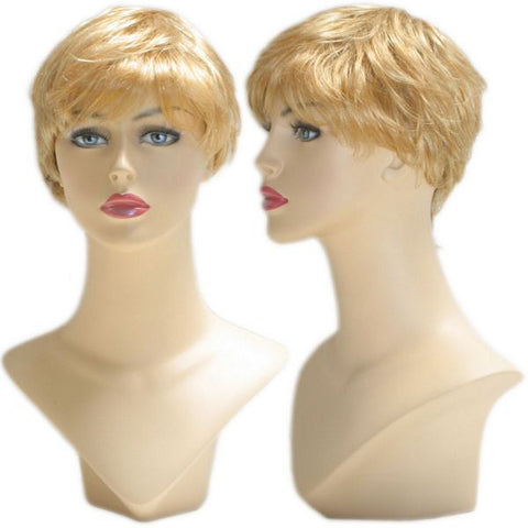 WG-043 Blonde Terri Female Wig - DisplayImporter