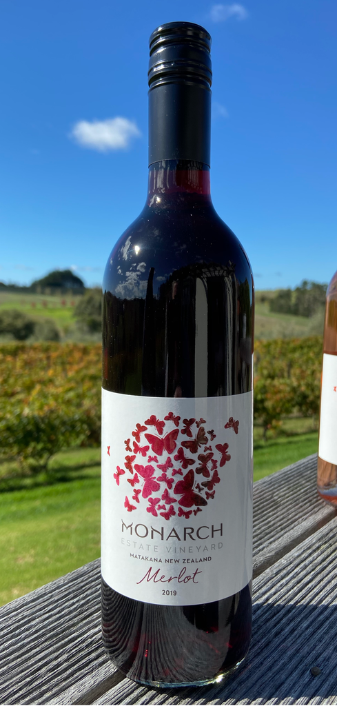 Monarch Estate Merlot 2019 (12 per case)
