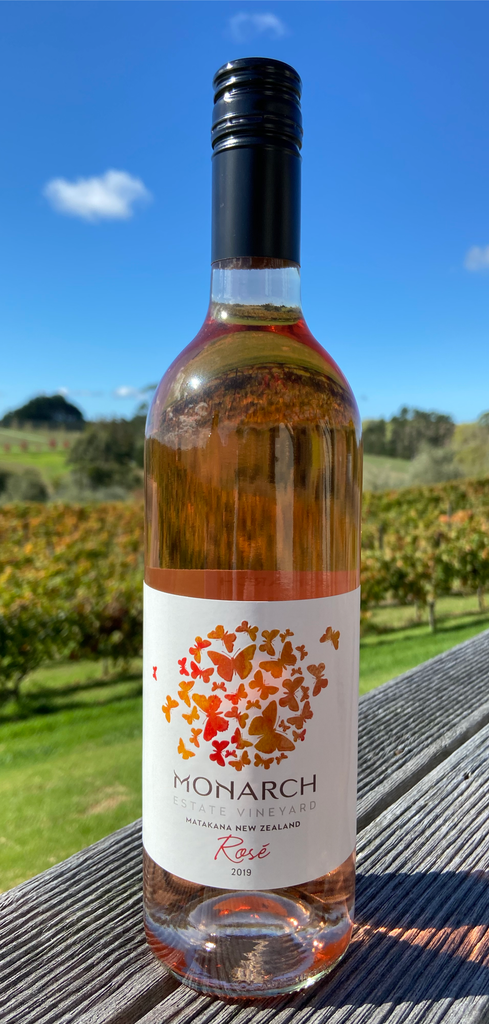 Monarch Estate Rosé 2020 (12 per case)