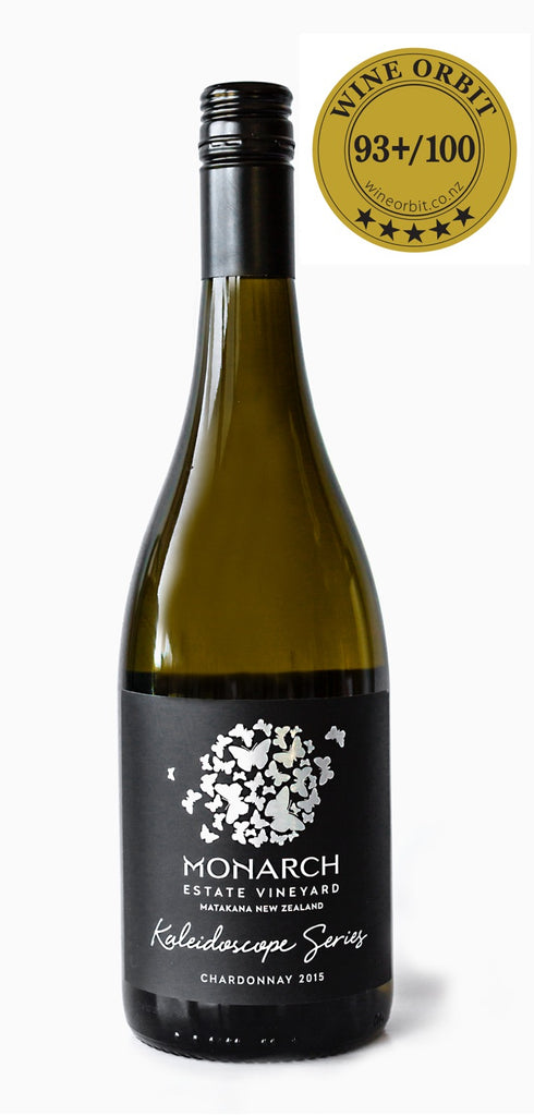 Monarch Kaleidoscope Series Chardonnay 2015 (12 per case)