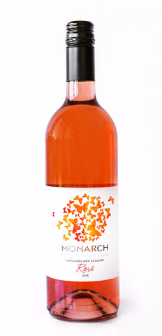 Monarch Estate Rosé 2016 (12 per case)