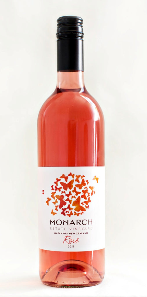 SOLD OUT Monarch Estate Rosé 2015 (12 per case)