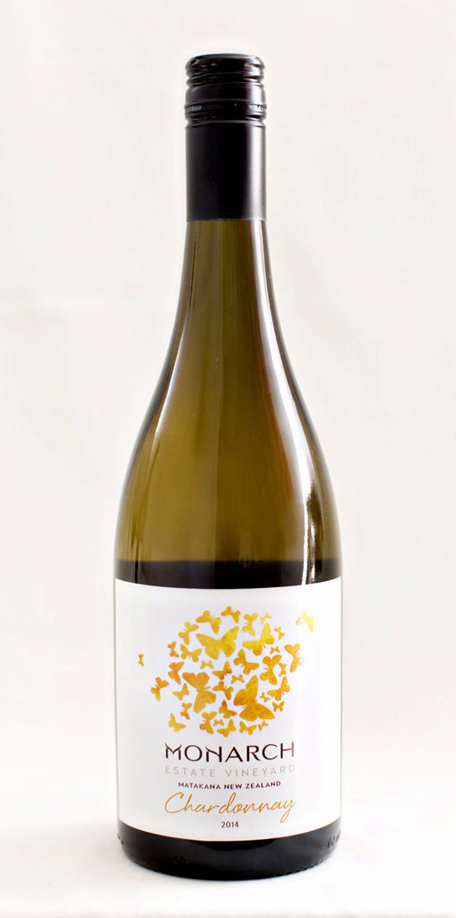 SOLD OUT Monarch Estate Chardonnay 2014 (12 per case)