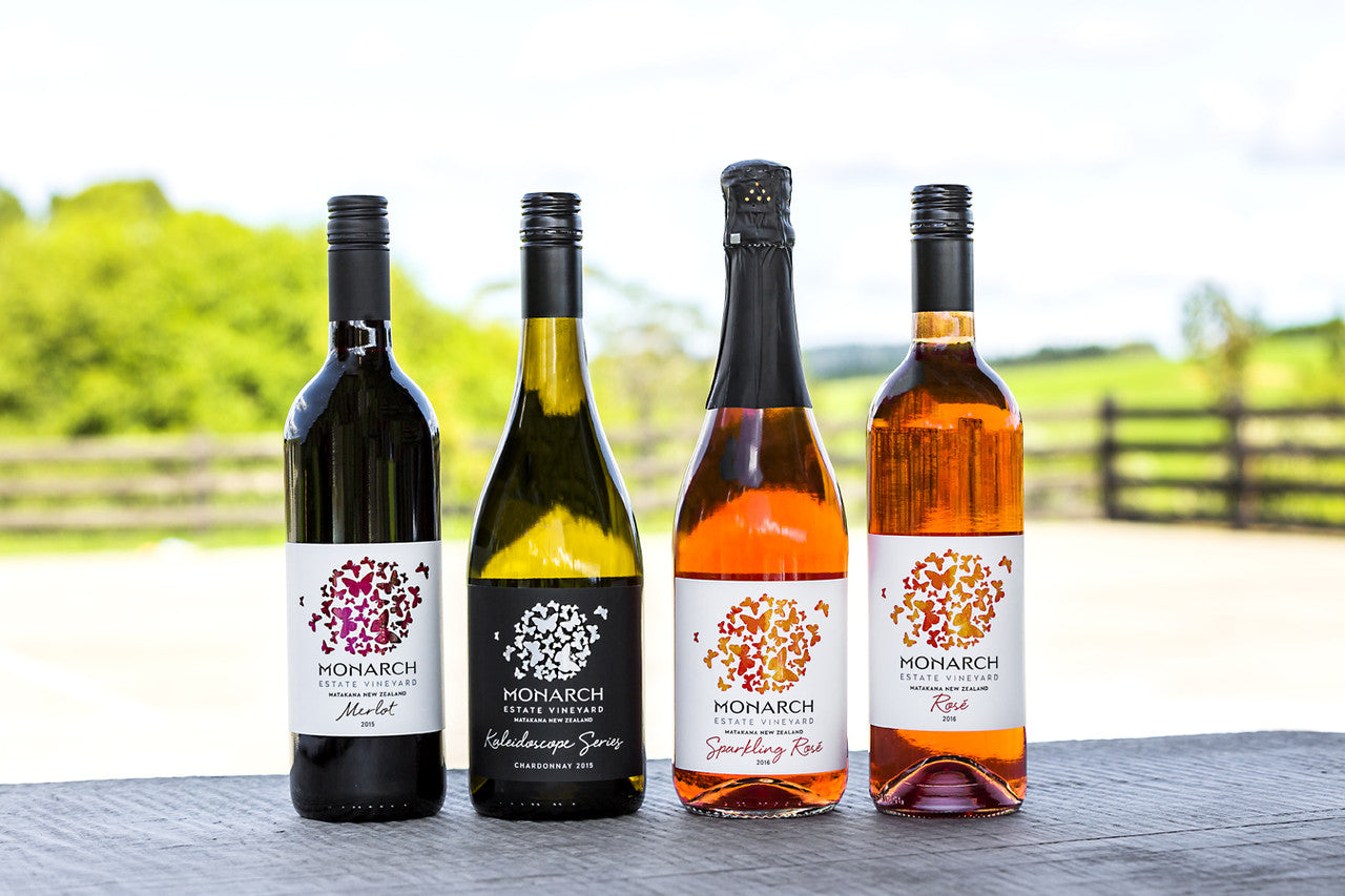 Monarch Estate Wines Range