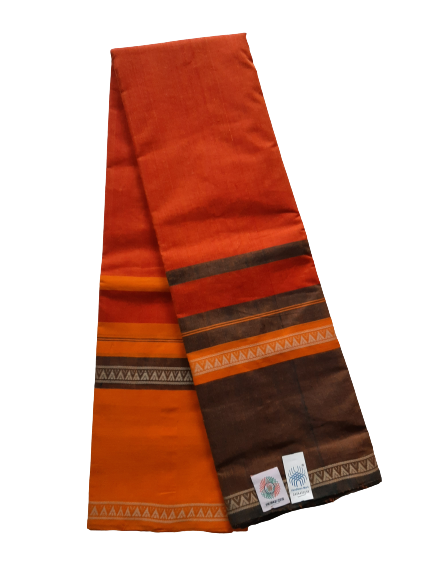 Chettinad Handloom Cotton Saree_CHCS041