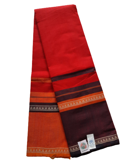 Chettinad Handloom Cotton Saree_CHCS042