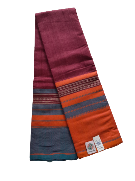 Chettinad Handloom Cotton Saree_CHCS045