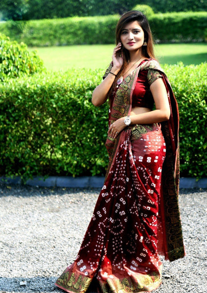 Fashionous_ART_Silk saree