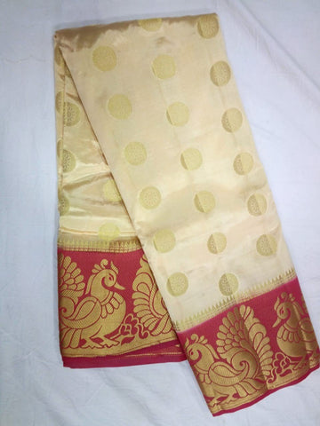 Balaton Silk Paithani Saree-PS252