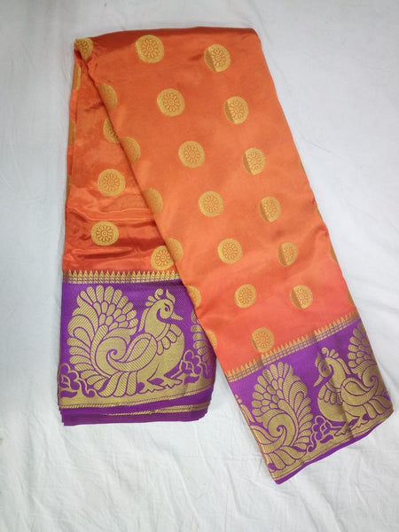 Balaton Silk Paithani Saree-PS257