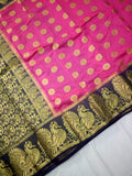 Balaton Silk Paithani Saree-PS258