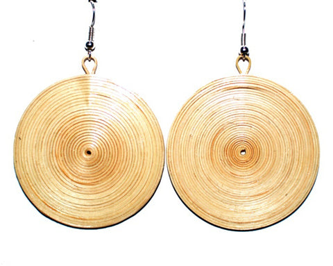 Bamboo Earrings-MBFER008