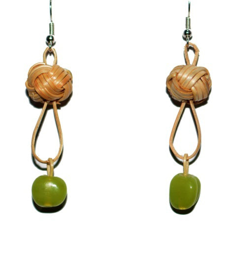 Bamboo Earrings-MBFER013