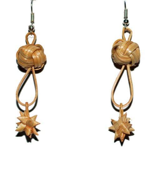 Bamboo Earrings-MBFER014
