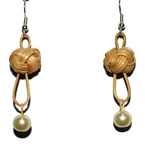 Bamboo Earrings-MBFER015