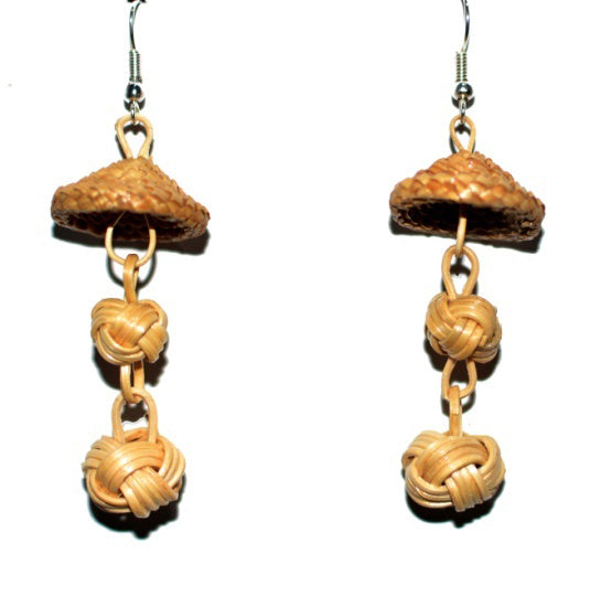 Bamboo Earrings-MBFER016