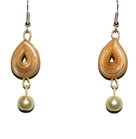 Bamboo Earrings-MBFER018